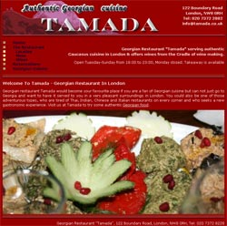 Tamada – Georgian Restaurant in London